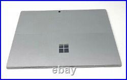 Microsoft Surface Pro 4 (1724) Silver- 128GB, Intel Core i5, 2.4GHz 4GB RAM