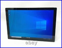 Microsoft Surface Pro 4 (1724) Silver- 256GB, Intel Core i5, 2.4GHz 8GB RAM