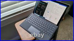 Microsoft Surface Pro 4 1724 i5-6300U 2.4GHz 8GB RAM 256GB SSD 12.3 Win 10 Pro