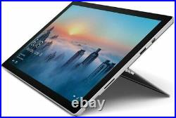 Microsoft Surface Pro 4 1724 i7 16GB 256GB Silver Win 10 Pro Cosmetic Special