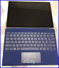 Microsoft Surface Pro 4 1724 i7-6650U 2.2GHz 16GB RAM 256GB SSD Windows 10 Pro
