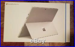 Microsoft Surface Pro 4 (256 GB, 8 GB RAM, Intel Core i7e) NEW
