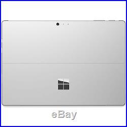 Microsoft Surface Pro 4 (256 GB, 8 GB RAM, Intel Core i7e, Silver) (CQ9-00001)