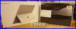 Microsoft Surface Pro 4 256GB 12.3 Intel Core i7 8GB RAM with Type Cover bundle