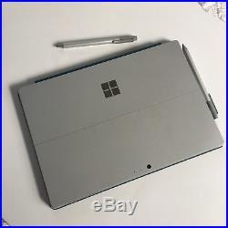 Microsoft Surface Pro 4 256GB, 16 GB RAM, intel Core i7e, Teal Typecover, Pens