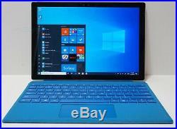 Microsoft Surface Pro 4 256GB Core i5-6300U 2.4GHz 8GB RAM Wi-Fi 12.3 READ
