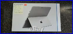Microsoft Surface Pro 4 256GB Intel i7 CPU 16GB Ram in EXCELLENT CONDITION