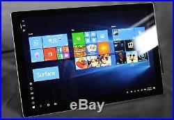 Microsoft Surface Pro 4 256GB SSD, 8 GB Ram
