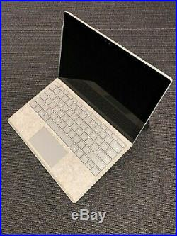 Microsoft Surface Pro 4 256GB, Wi-Fi, 12.3 inch Silver with Surface Pen MINT