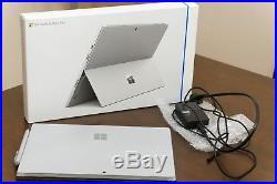 Microsoft Surface Pro 4 256GB, Wi-Fi, 12.3in Silver (Intel Core i7 8 GB RAM)