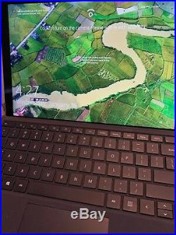 Microsoft Surface Pro 4 256GB, Wi-Fi, (Intel Core i5 8 GB RAM) Bundle