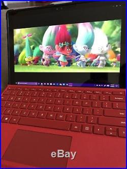 Microsoft Surface Pro 4 (512 GB hard drive, 16 GB RAM, Intel Core i7) MINT