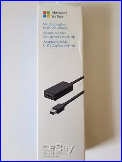 Microsoft Surface Pro 4 512GB 16GB 12.3 i7 6650U + Keyboard Pen Dock DP-HDMI