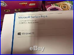 Microsoft Surface Pro 4 512GB, Wi-Fi, 12.3in Silver Intel Core i7 16GB RAM
