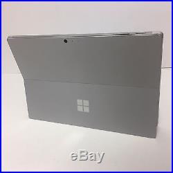 Microsoft Surface Pro 4 BUNDLE 128GB Silver Intel Core i5 4GB RAM with WARRANTY