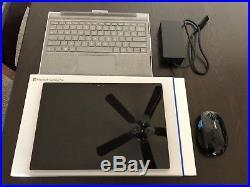 Microsoft Surface Pro 4 Core i7 256 SSD 8 GB RAM Bundle