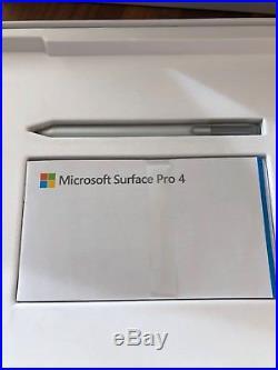 Microsoft Surface Pro 4 Core i7, 512GB, 16GB (TH4-00001) + BUNDLE! NO RESERVE