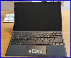 Microsoft Surface Pro 4 Core i7-6650U 8GB 256GB Bundle Type cover Pen Dock Case