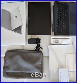 Microsoft Surface Pro 4 (Intel Core M, 128GB, 4GB) Keyboard + Stylus Pen + More