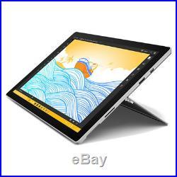 Microsoft Surface Pro 4 Intel Core i5 128GB 4GB RAM, 12.3 inch Silver VGC