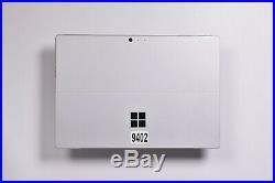 Microsoft Surface Pro 4 Intel Core i5 2.40GHz 8GB RAM 256GB SSD