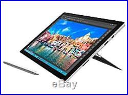Microsoft Surface Pro 4 Intel Core i5 6th Gen 6300U (2.40 GHz) 4 GB Memory 128 G