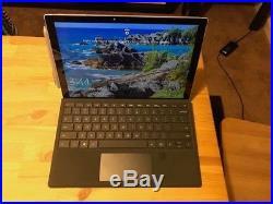 Microsoft Surface Pro 4 Intel Core i7-6650U 256GB SSD 8GB RAM + Pen & Keyboard