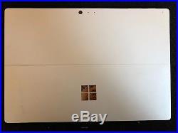 Microsoft Surface Pro 4 Intel Core i7 8GB RAM 256GB WiFi 12.3-Inch
