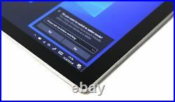 Microsoft Surface Pro 4 Model1724 i5-6300U 8GB RAM 256GB SSD Windows 10 Pro