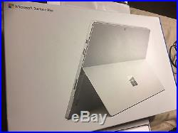 Microsoft Surface Pro 4 Pro 4 256GB Intel Core i7 16G With Accessories