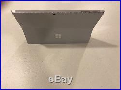 Microsoft Surface Pro 4 Pro 4 256GB, Wi-Fi, 12.3in Silver Intel Core i5