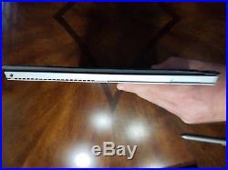 Microsoft Surface Pro 4 Silver 12.3in i7 8GB RAM 256GB Pen+Keyboard OPEN BOX