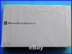 Microsoft Surface Pro 4 Tablet Intel i7-6650U 8GB RAM 256GB storage SU9-00001