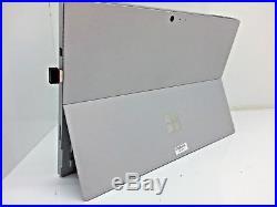 Microsoft Surface Pro 4 Touch 12.3 i5-6300U 3.0GHz 4GB 128GB SSD W10 Pro Tablet