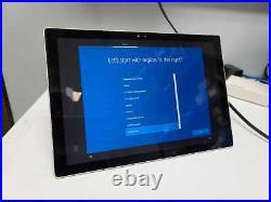 Microsoft Surface Pro 4 (i5, 8GB RAM, 256GB SSD), Wi-Fi, 12.3 inch AS IS