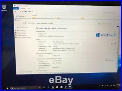Microsoft Surface Pro 4 i7 256GB, 16 GB RAM Wi-Fi, 12.3 inch Silver, H21 #1