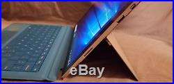 Microsoft Surface Pro 4, i7 Core, 8GB RAM 256GB RAM Windows 10 PRO