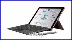 Microsoft Surface Pro 4 i7 i5 4GB 16GB RAM 128GB 256GB SSD Bundle Type Cover