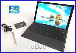 Microsoft Surface Pro 4 with Keyboard & Stylus 4GB Ram i5 128GB SSD Warranty