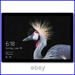 Microsoft Surface Pro 5 12.3 128GB SSD 4GB RAM Intel M3 Wifi Only Silver New