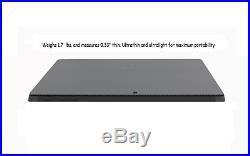 Microsoft Surface Pro 5 12.3 Intel Dual Core i5 Gen 7 256GB SSD 8GB RAM 2.6GHz