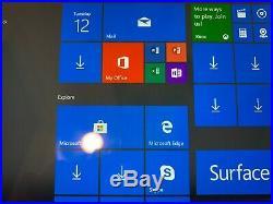 Microsoft Surface Pro 5 12.3 Wi-Fi 4GB 128GB Bundle Keyboard S Office 365
