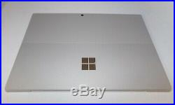 Microsoft Surface Pro 5 1796 12.3 m3-7Y30 1GHz 4GB RAM 128GB SSD Win 10 Home