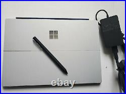 Microsoft Surface Pro 5 1796 i5 7th Gen 128GB, with keyboard & Pen