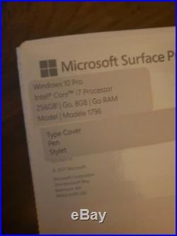 Microsoft Surface Pro 5 Bundle Intel Core i7 2736 x 1824 Display