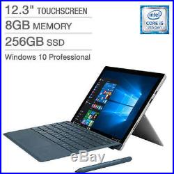 Microsoft Surface Pro 5 Intel Core i5 8GB 256GB cobalt bundle special edition