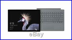 Microsoft Surface Pro 5 Intel i5-7300U 8GB 256GB Win 10 Pro Platinum Type Cover