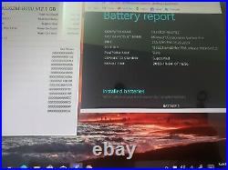 Microsoft Surface Pro 5 Model 1796 12.3 Intel i7-7660u 16gb 2.50 GHz 512 GB SSD