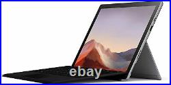 Microsoft Surface Pro 5 Model 1796 i5-7300U 2.6GHz 8GB 256GB SSD with Keyboard
