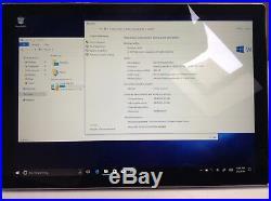 Microsoft Surface Pro 5 tablet FJT-00001 1796 (Intel i5-7300@2.60GHZ 4GB 128GB)